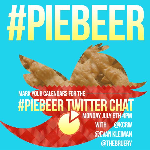 piebeer twitter chat