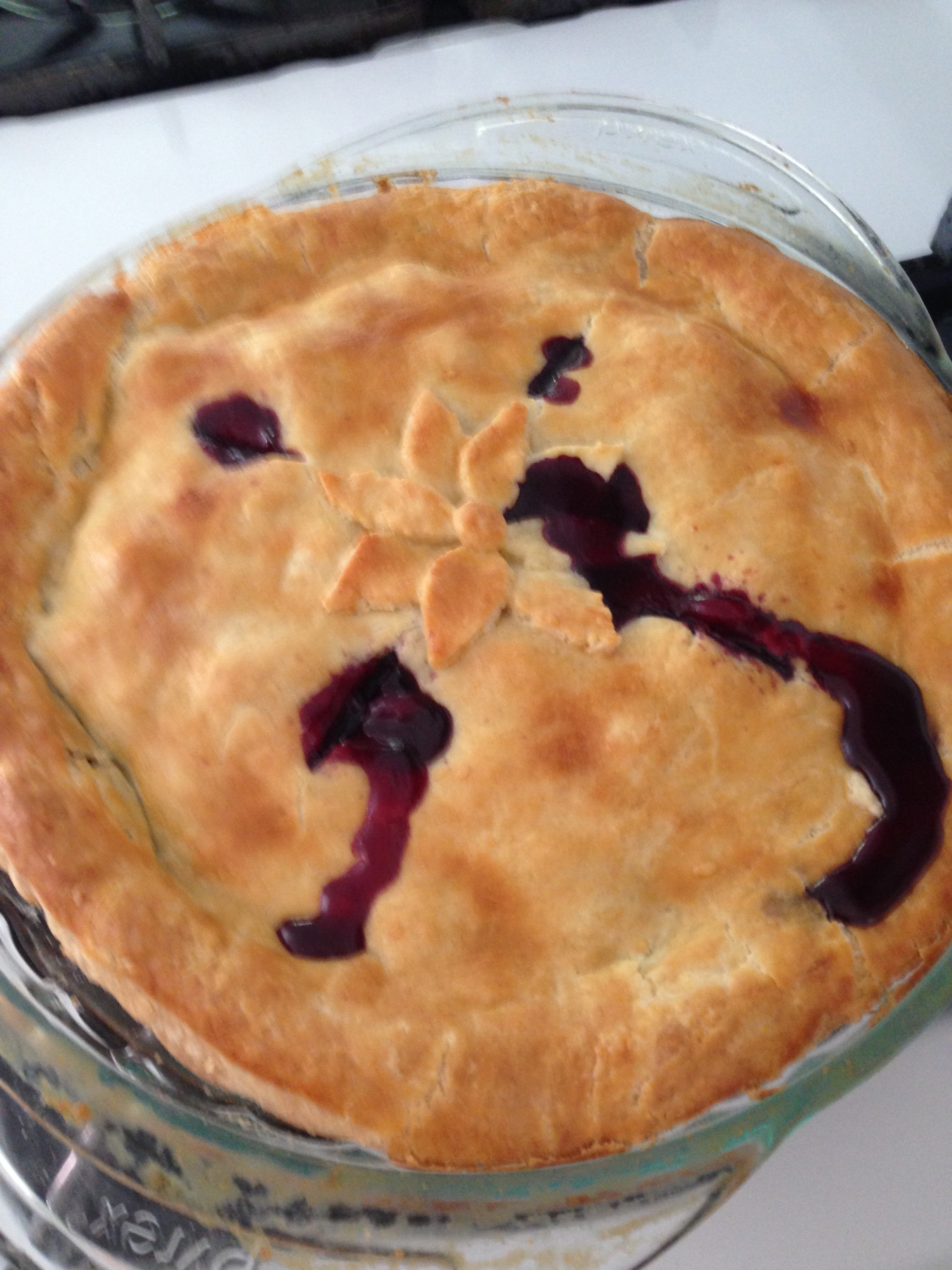 Recipe: Gluten-Free Blueberry and Blackberry Pie – Good Food