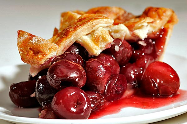 Today's Sweet Cherry Pie comes from Noelle Carter of the Los Angeles ...