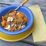 Autumn Fish Stew  - Amelia Saltsman