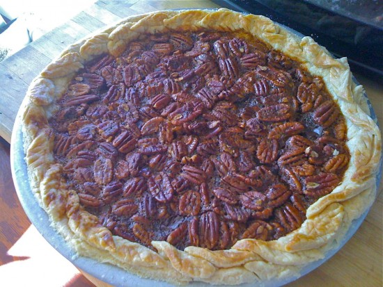 ... favorite recipe for pecan pie i always found traditional pecan pie way
