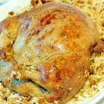 stuffed turkey iraq