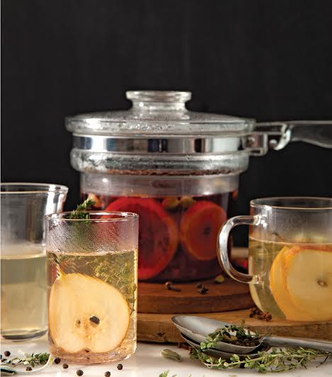 Holiday Recipes: Mulled Wine Two Ways | KCRW Good Food