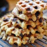 waffle chocolate chip cookies