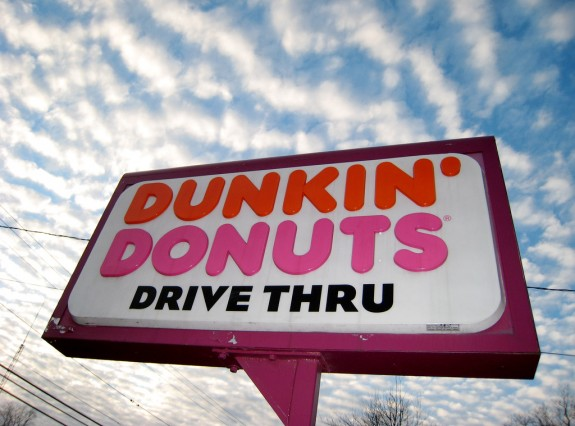 dunkin donuts pic