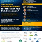 Sustainable Seafood Panel in Los Angeles