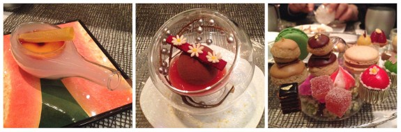 dessert collage robuchon bright