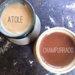 Recipe for making Atole and Champurrado