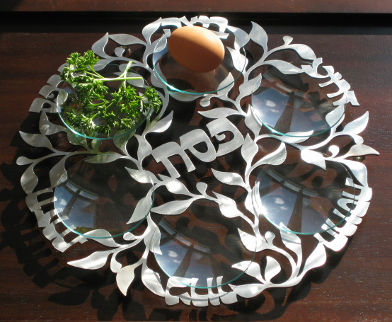 The Seder Plate A Canvas For Contemporary Design And