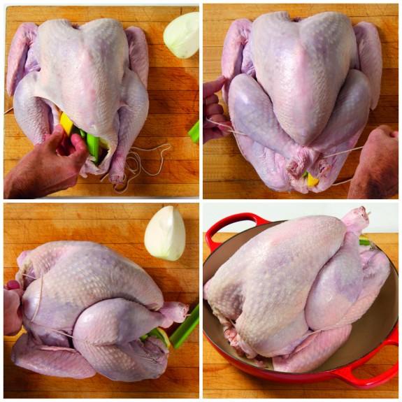 turkey collage