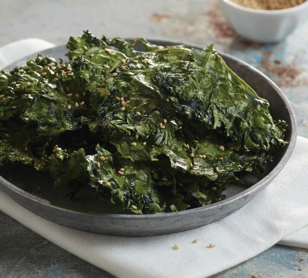 Crispy Sesame Kale