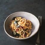 Mastering Pasta_Spaghetti Pepper Ragu_Photo Credit Ed Anderson