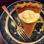 Ann Kirk - Citrus Chess Pie