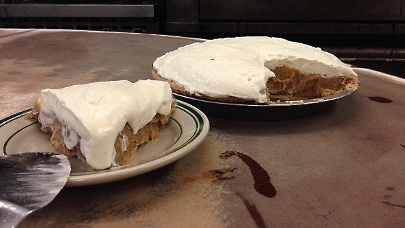 Butterscotch Cream Pie (1)