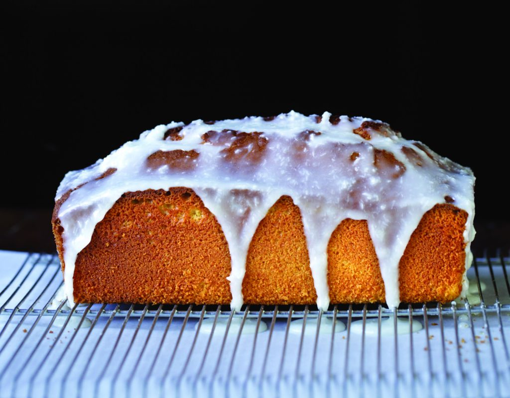 Heirloom Pound Cake