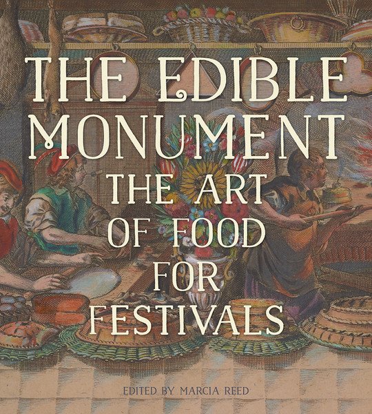 Edible Monument - Book