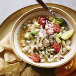 What's Gaby Cooking - Chicken Posole 190