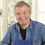 Jacques Pepin Cooking Photo by Tim Hopkins 190