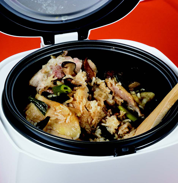 Lucky Peach - Miso Claypot Chicken 590