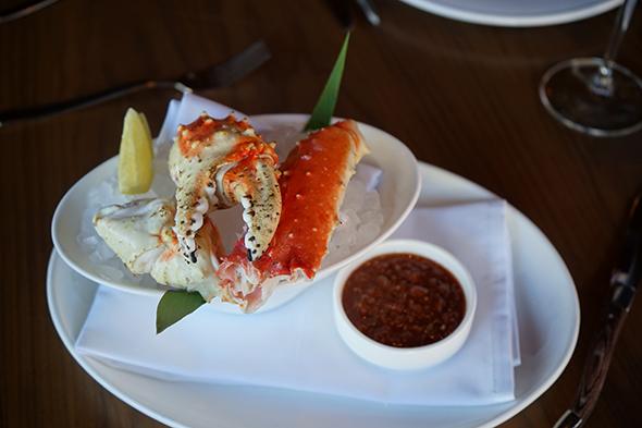 The Arthur J - King Crab - Courtesy of Redbird 590