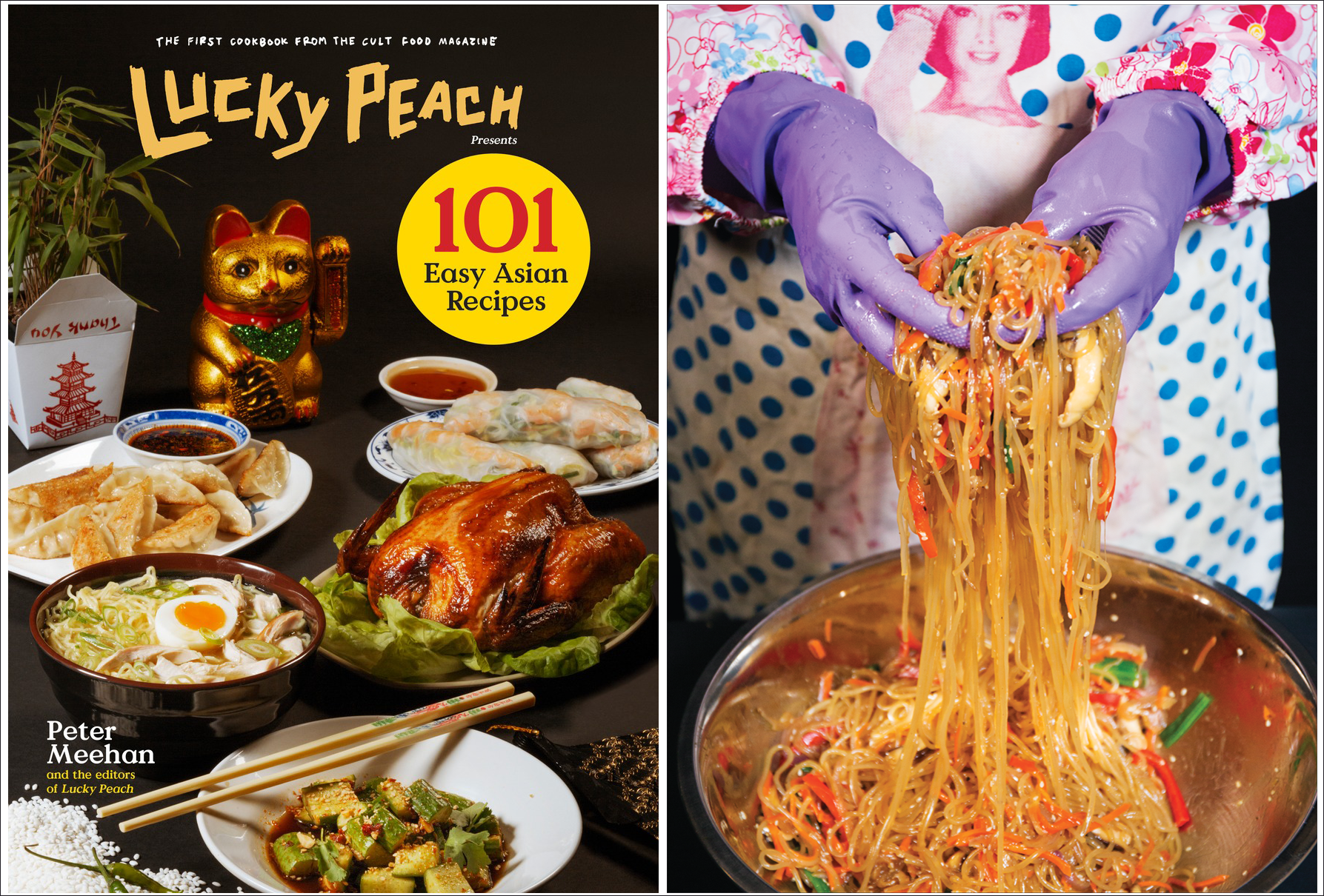 Easy asian recipes lucky peach