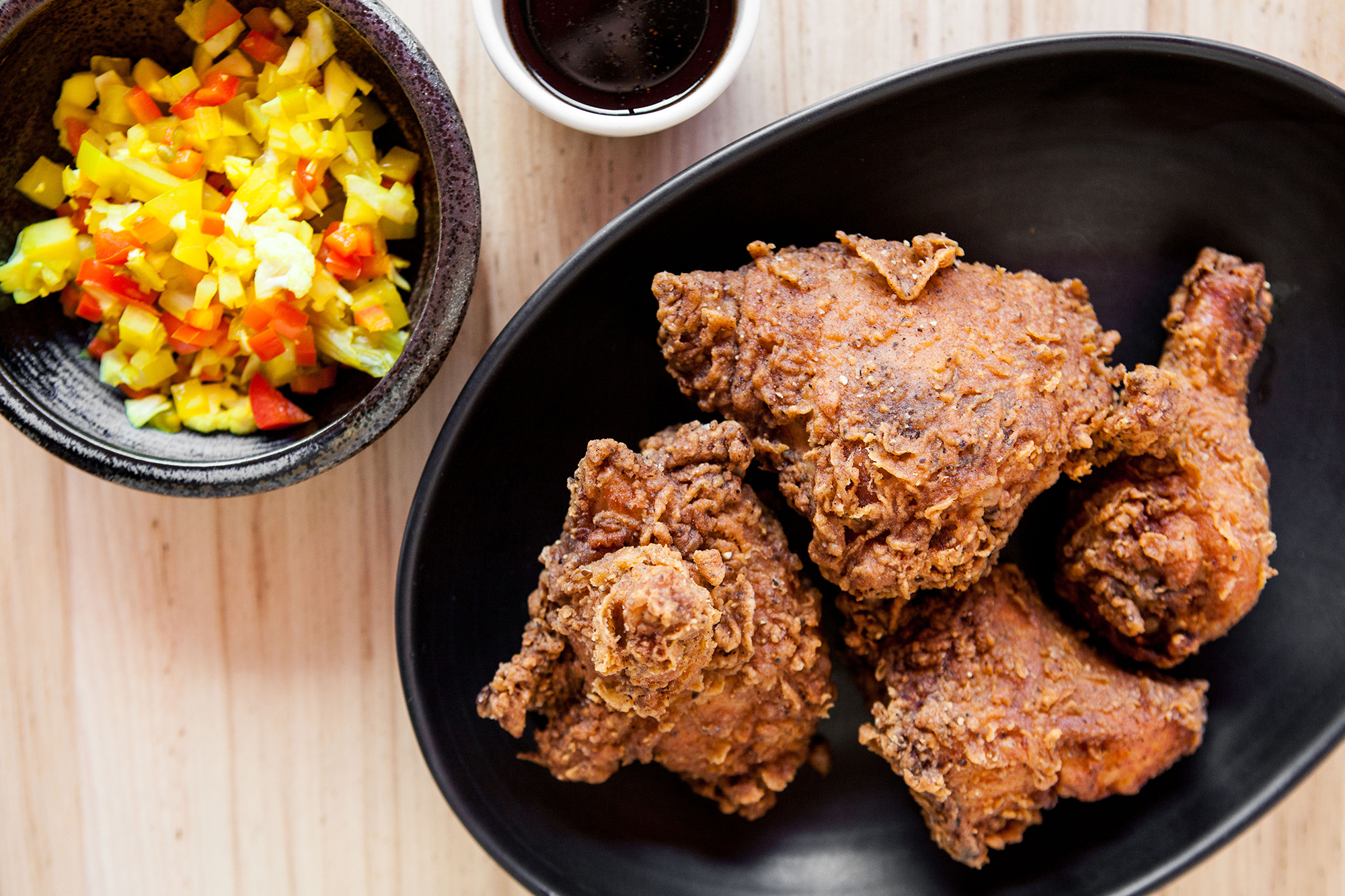 The Bellwether Fried Chicken