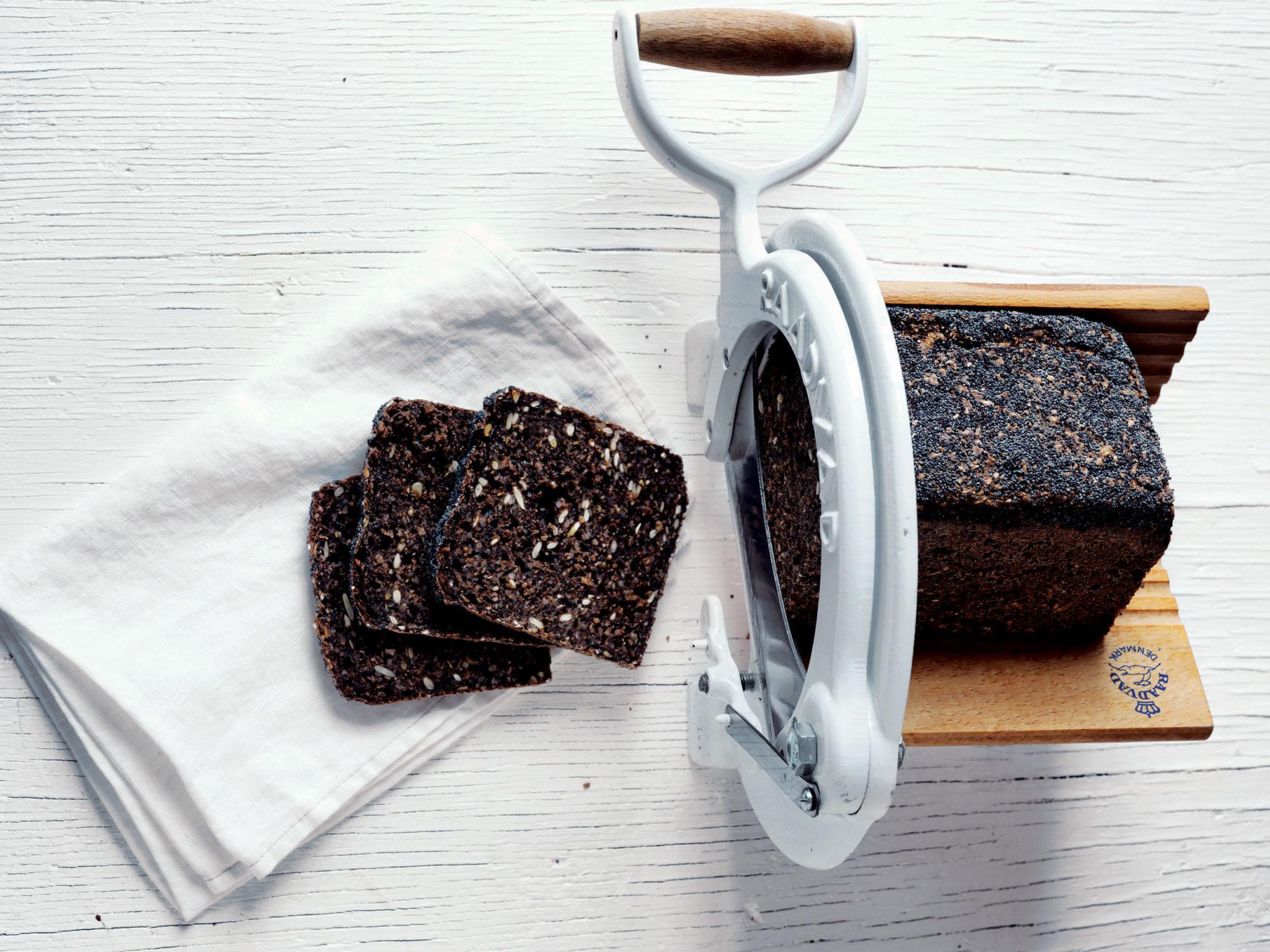 Trine Hahnemann - Malt Rye Bread w Seeds 2000