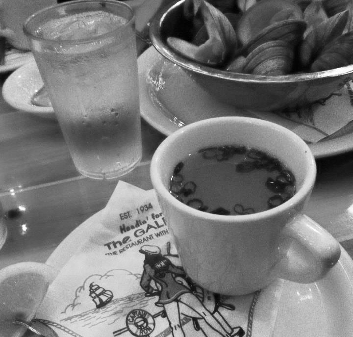 Steamers at the Galley