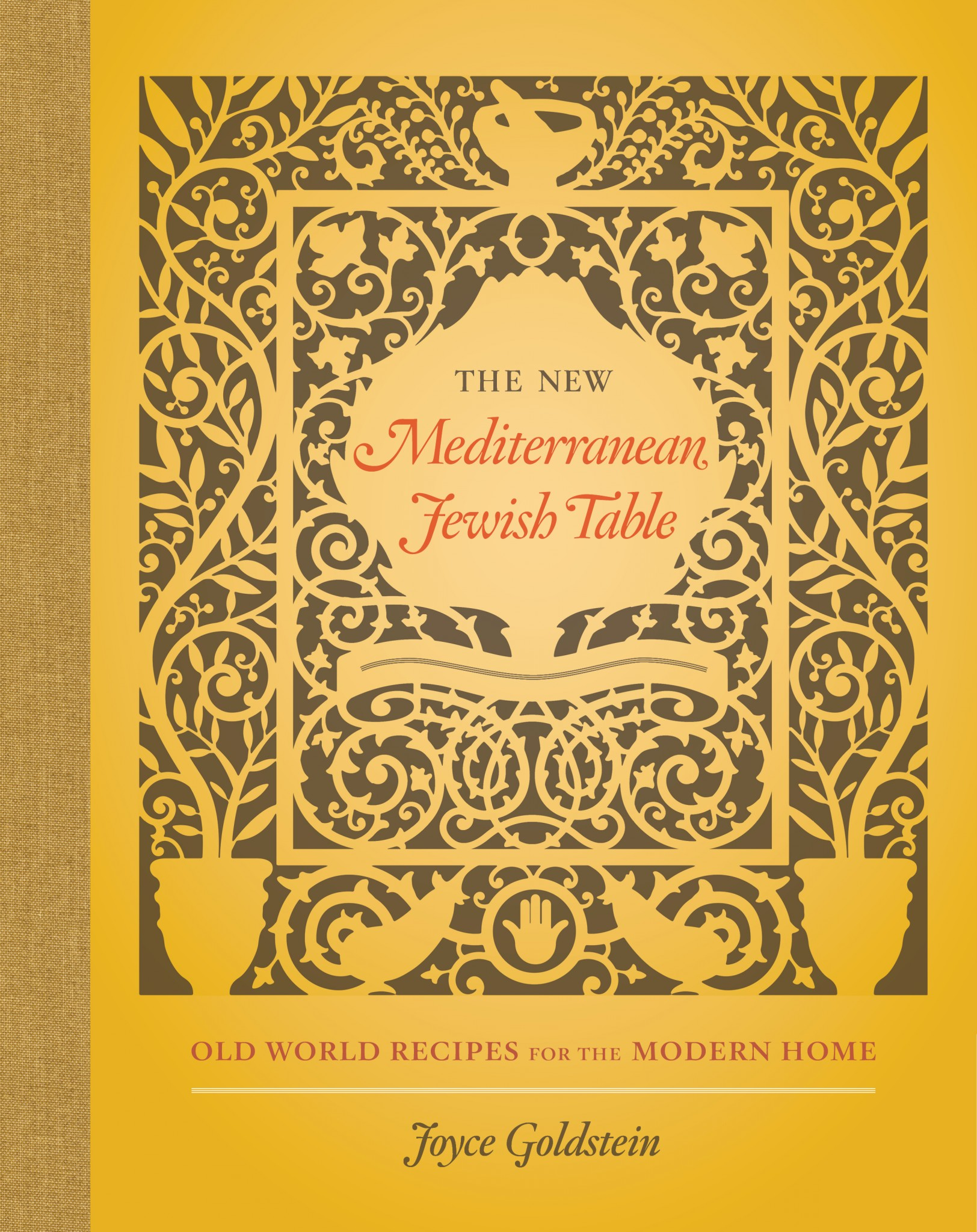 Joyce Goldstein - The New Mediterranean Jewish Table