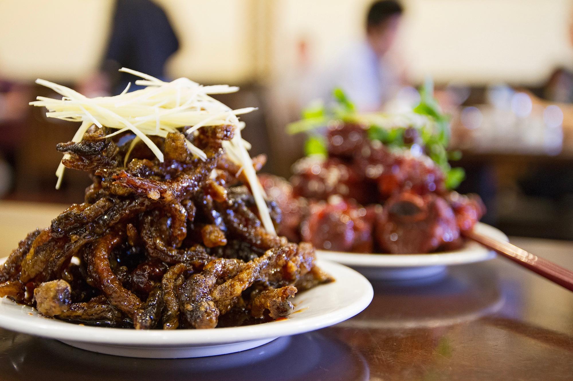 2000 Long Xing Ji - Crispy Eel