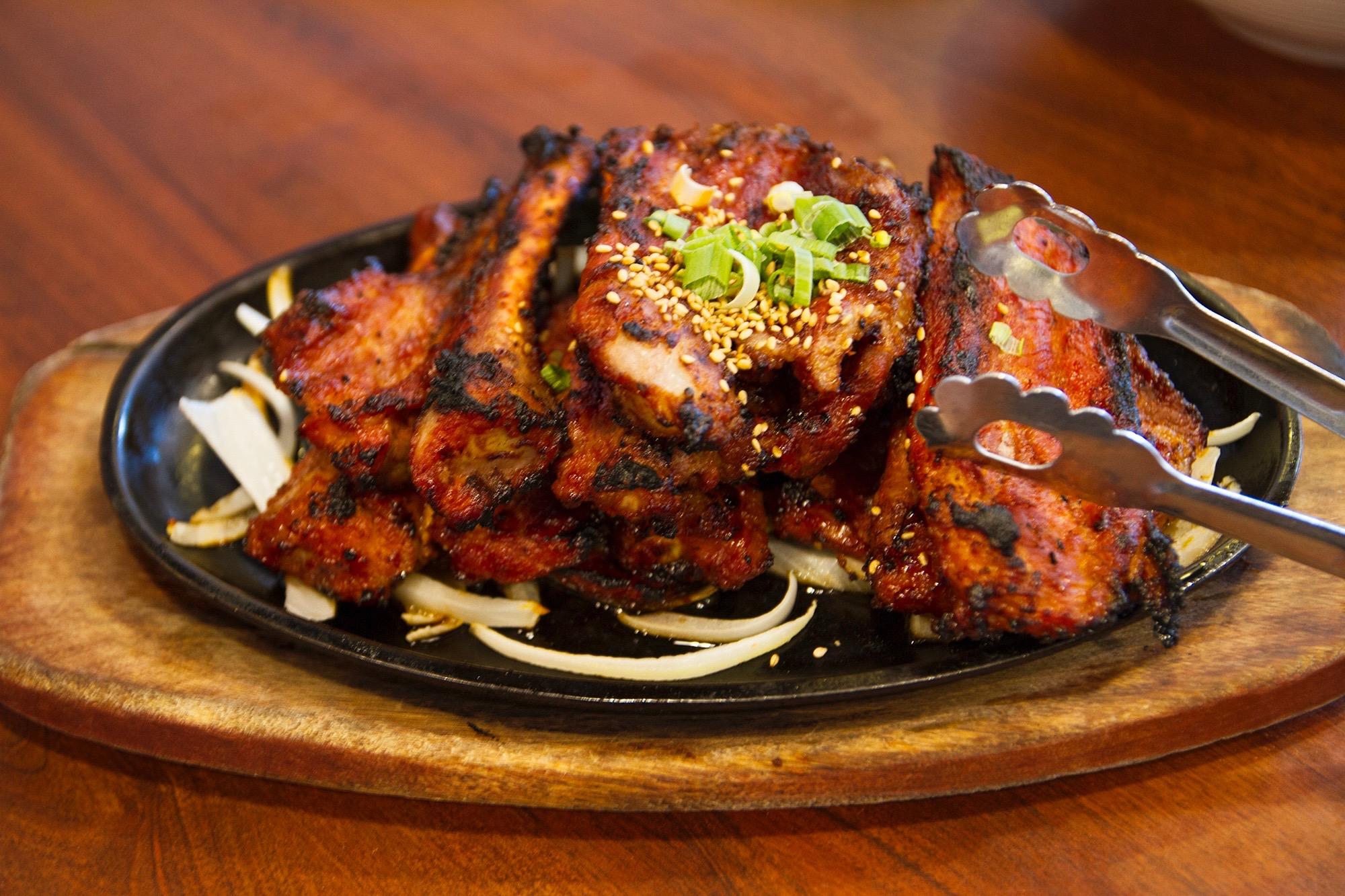 Ham Ji Park - Pork Spare Ribs
