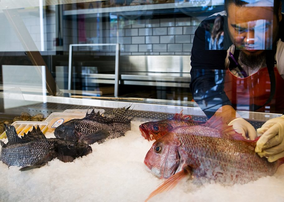 5 QUESTIONS | Michael Cimarusti at Cape Seafood and Provisions