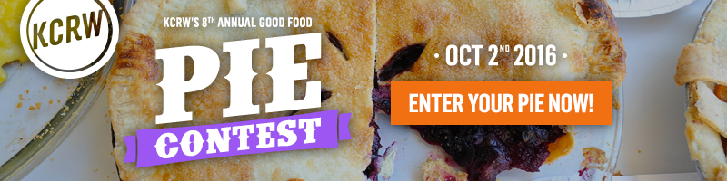 KCRW Pie Contest