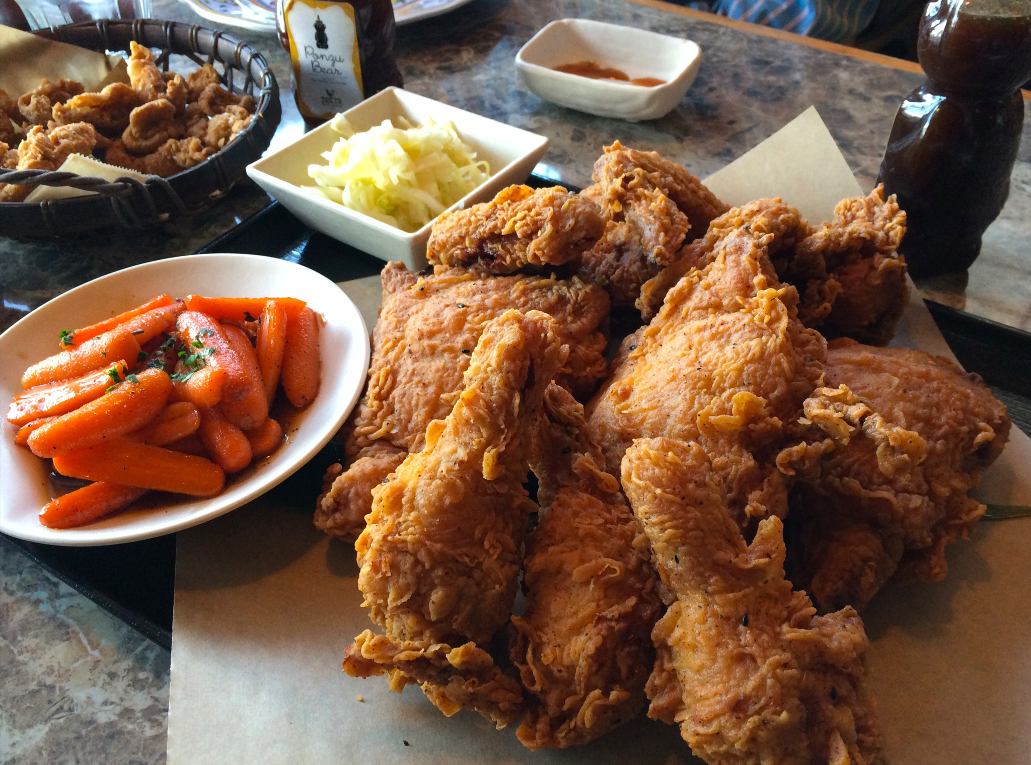 Mapped asian fried chicken crawl 6 different waze kcrw good food forumfinder Images