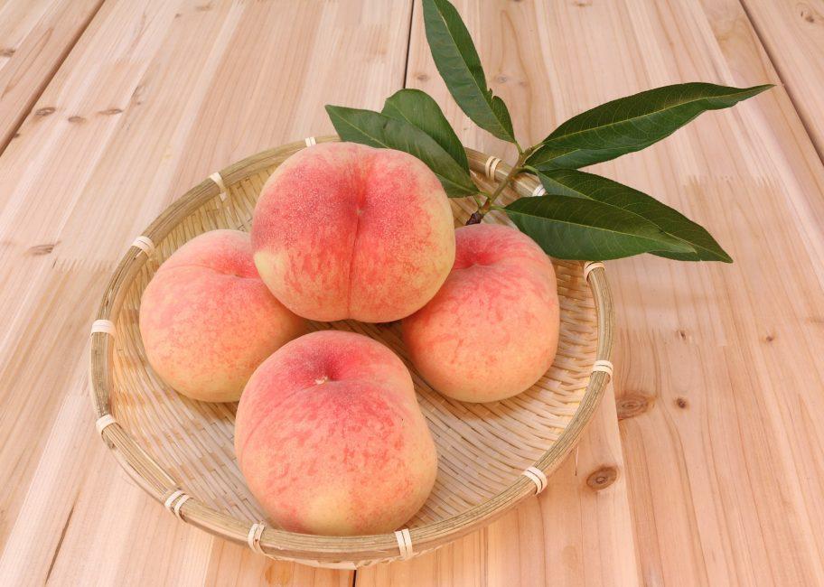 Clara Polito's vegan raspberry white peach pie