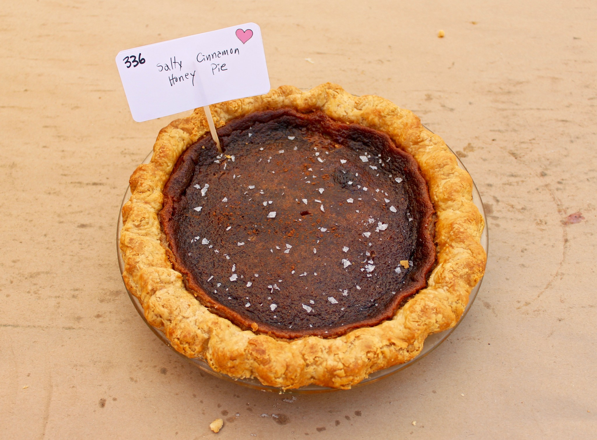 best-in-show-336-salted-cinnamon-honey-pie-by-renee-tracy