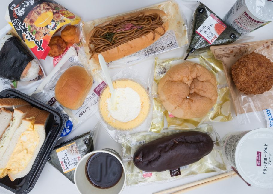 How I fell for convenience store food in Japan
