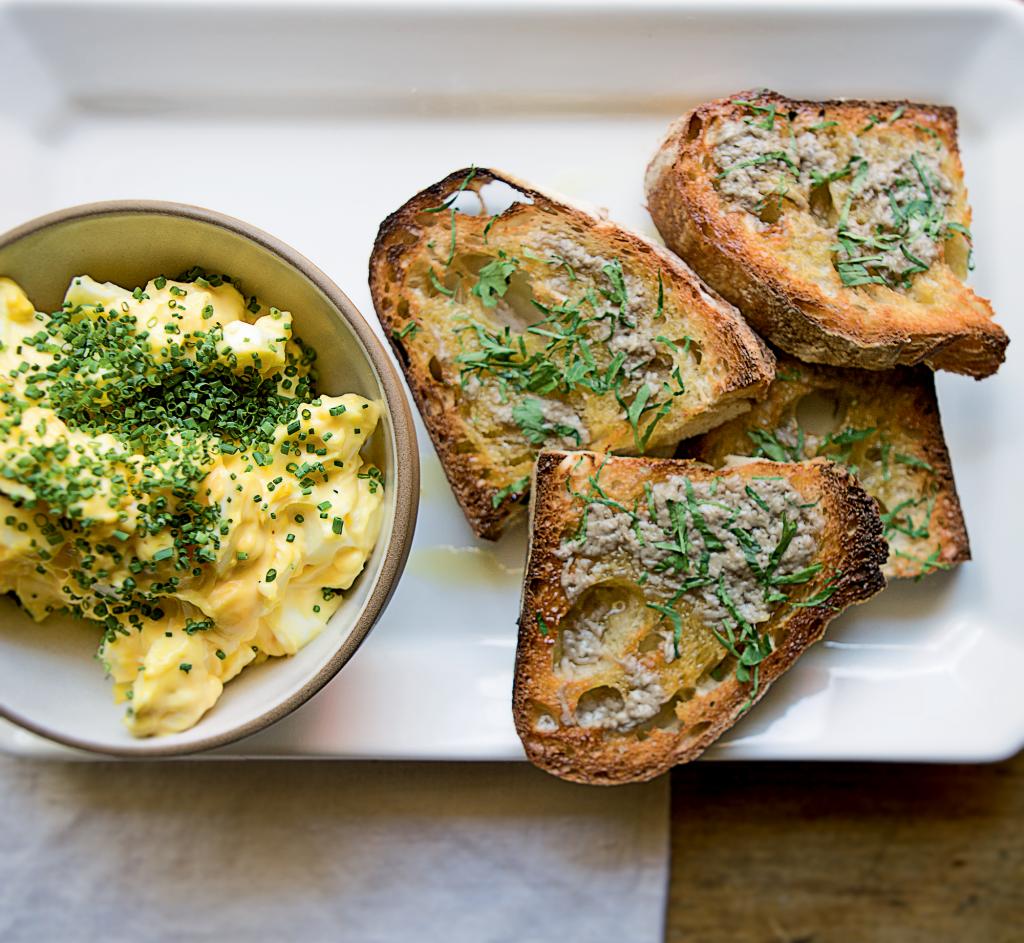Dress up your egg salad with bagna cauda – Good Food