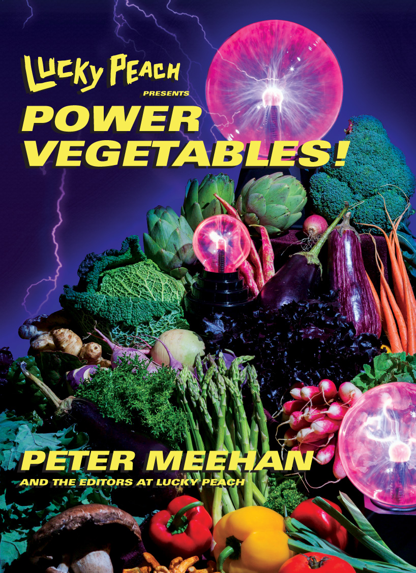 Power Vegetables COVER