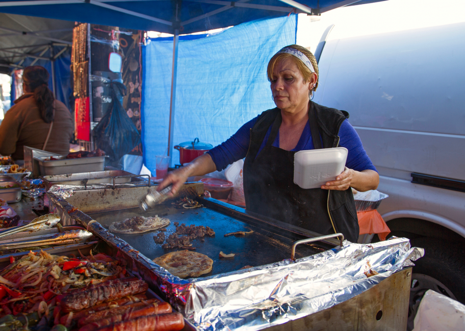 LA's moves to protect immigrant street-food vendors come with a catch