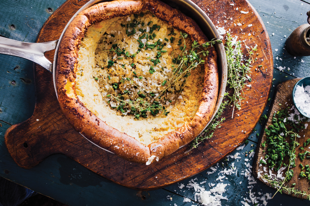 Try your hand at Melissa Clark's herbed Parmesan Dutch ...