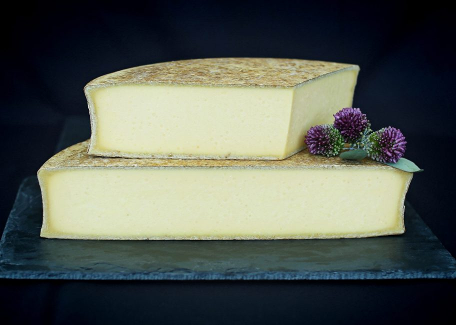 How a Tarentaise cheese swept the show