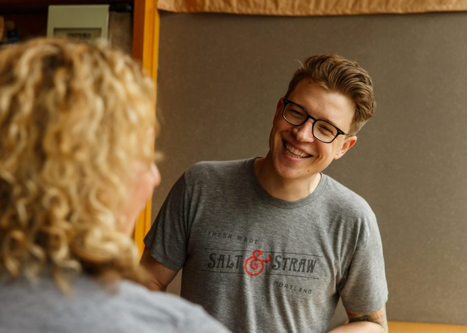 Getting Fresh with Salt & Straw's Tyler Malek