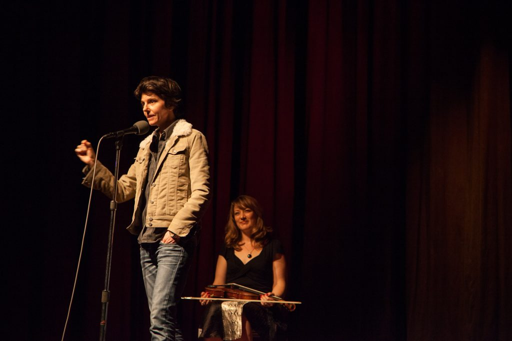 Tig Notaro Photo by Micah Cordy