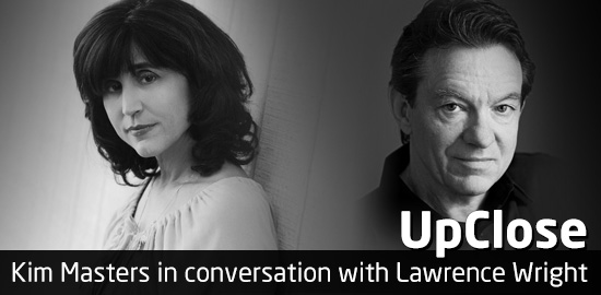 UpClose: Kim Masters in conversation with Lawrence Wright