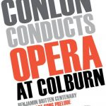 Conlon Conducts Opera at ColburnZipper Hall, The Colburn School2013