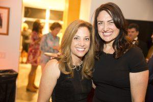 Jennifer Ferro & Madeleine Brand