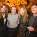 Champions Lisa Gray, John M. Scott, Tamara Grace, and Bill Gray