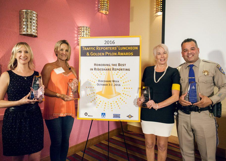 Kajon Cermak wins a Golden Pylon Award!