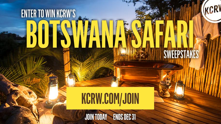Botswana Safari Sweepstakes